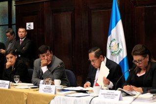 Comisión Pesquisidora (foto Prensa Libre).